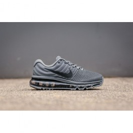 nike air max 2017 junior grijs