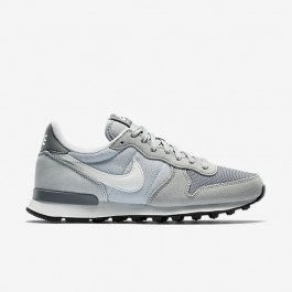 nike internationalist dames grey